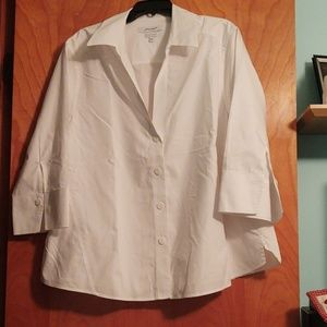 Foxcroft Dress Shirt